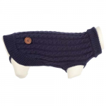 ZOLUX DANDY SWEATER S40 DARK BLUE